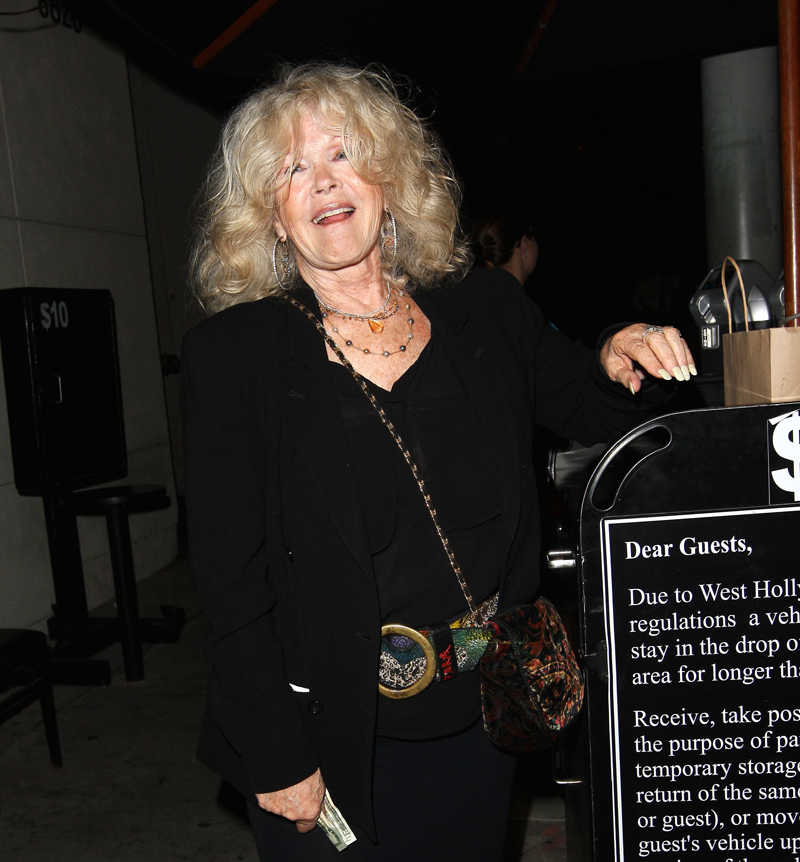 Connie Stevens Is Broke And Homeless! | National Enquirer