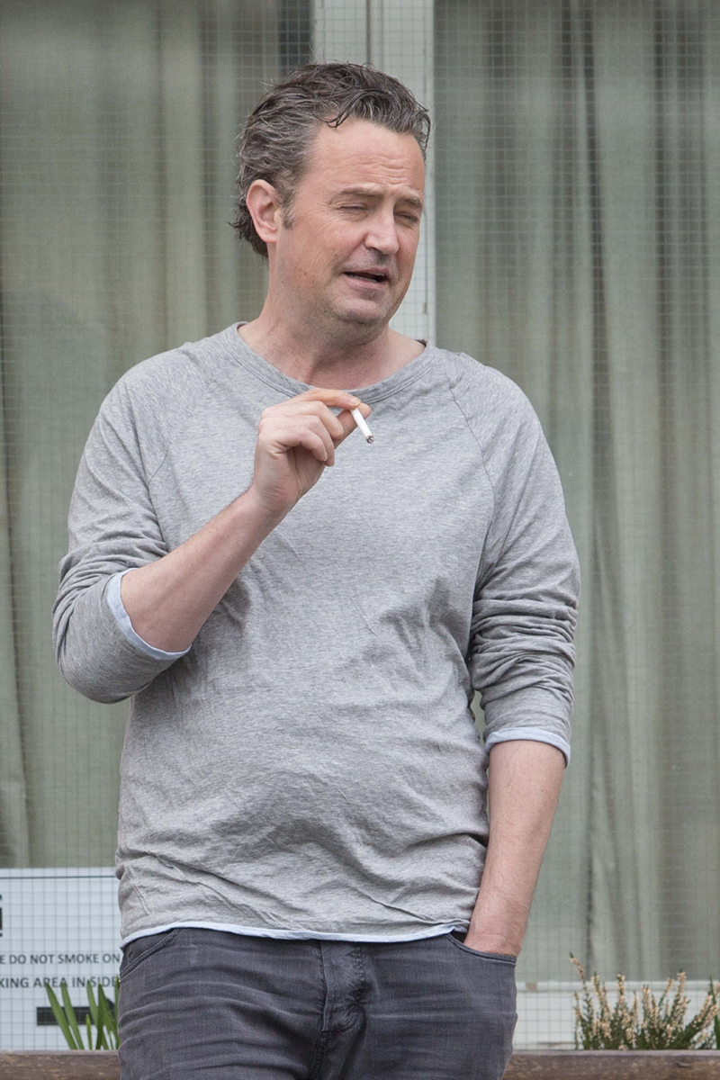 Is Matthew Perry Gay 101