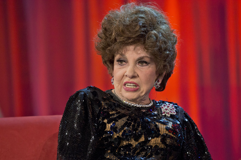 Gina Lollobrigida I Never Had Sex With My Boy Toy