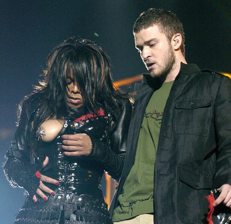 Nackte junge Janet Jackson Bilder