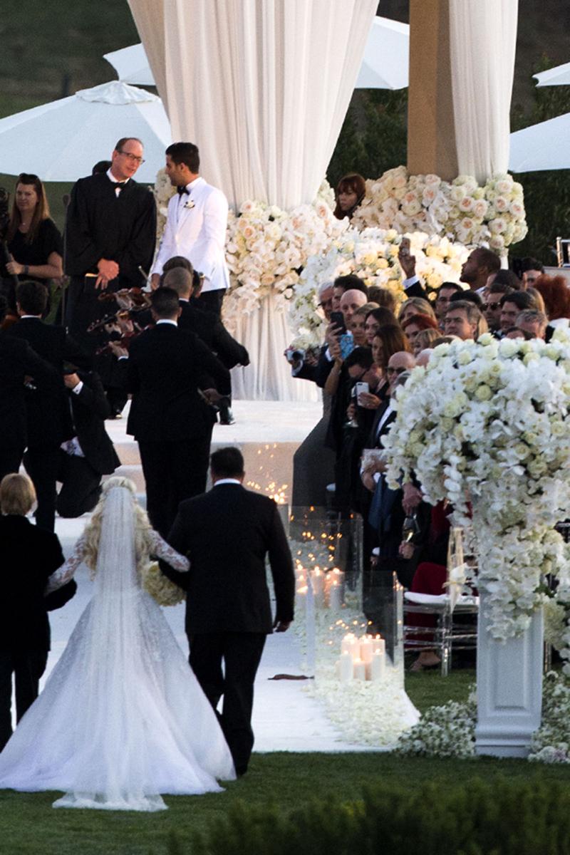 oj simpsons tragic children caught at dream wedding