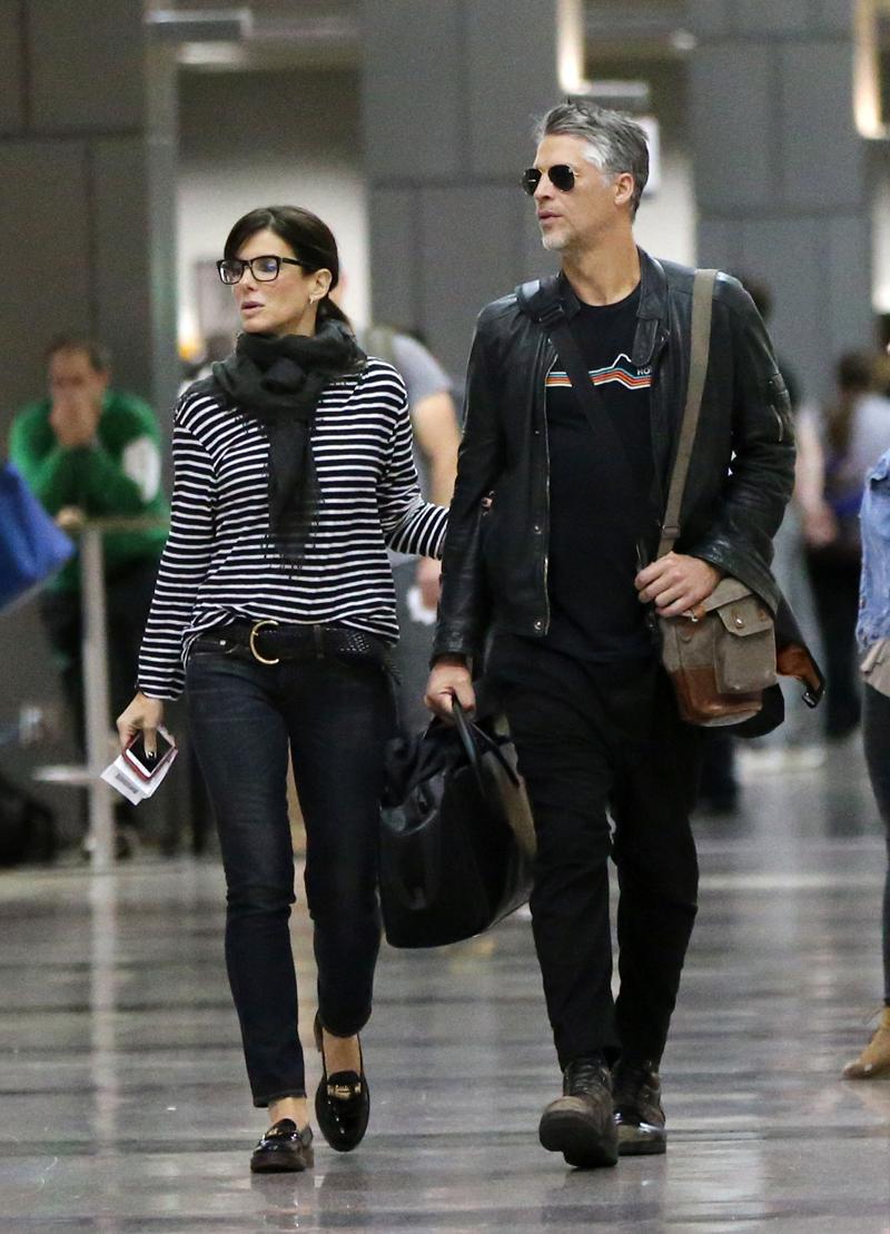 Sandra Bullock & Boyfriend Get Serious In Austin ... Sandra Bullock Boyfriend