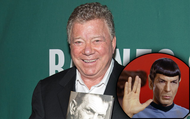 why leonard nimoy�s family trashed william shatner