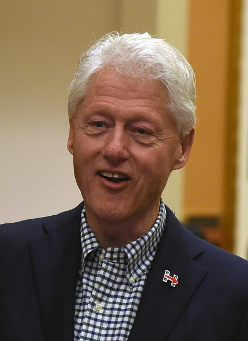 bill clinton and cocaine