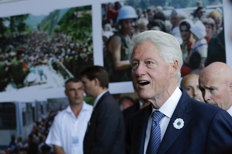 bill clinton and cocaine