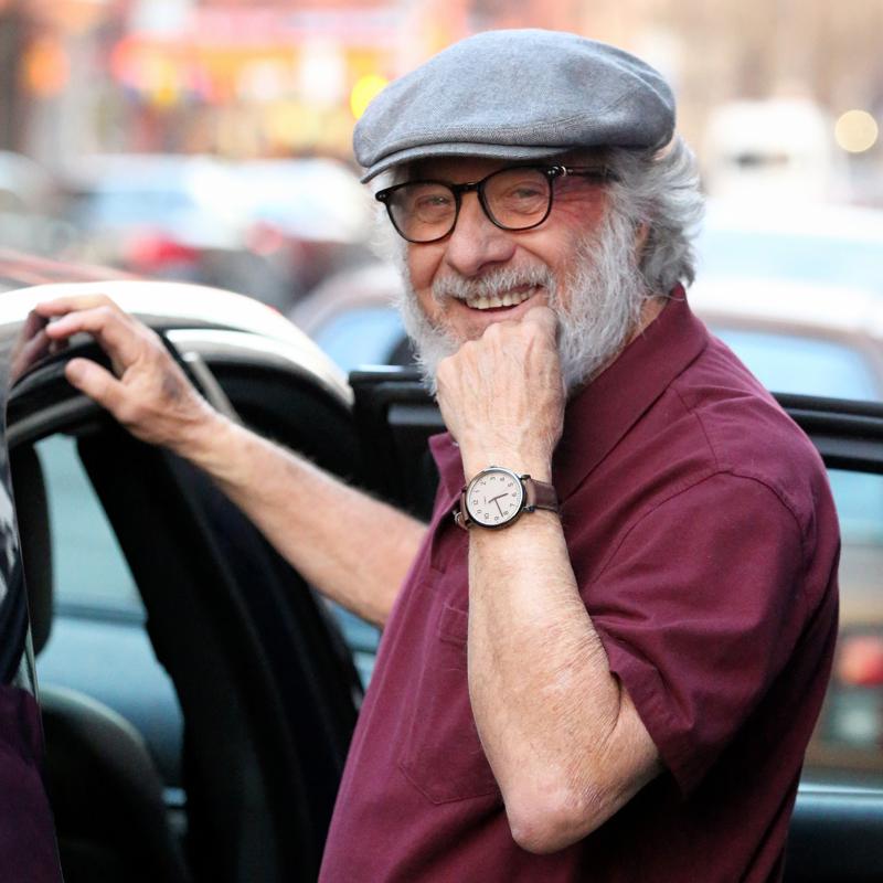 Dustin Hoffman Grows An Oscar Worthy Beard National