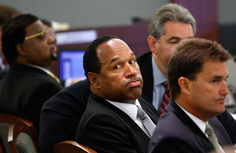 selection of the jury oj The first part of espn 30 for 30's five-part documentary series oj: made in   jury selection starter in late september of 1996, but wasn't.