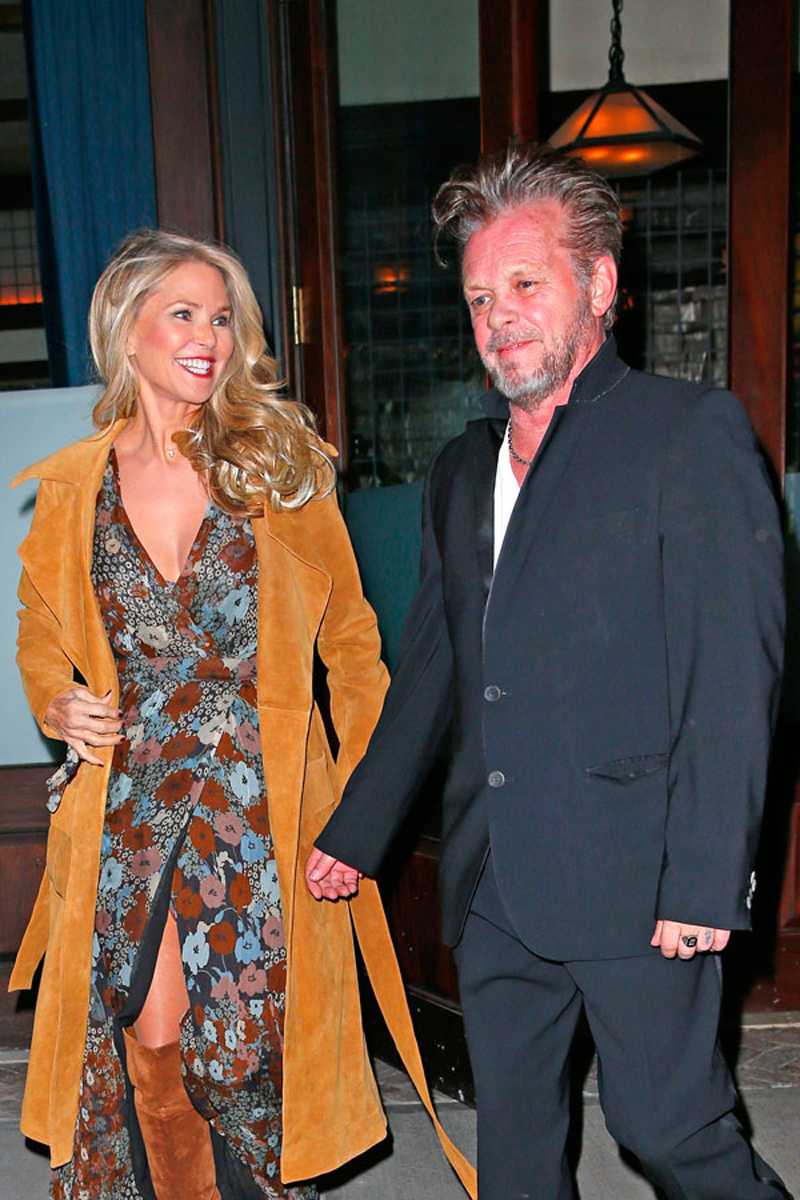 brinkley singles & personals David and christie are dating david foster & christie brinkley were supposedly 'looking cozy' during a night out on the town together | perezhiltoncom aretha franklin • health • ariana.