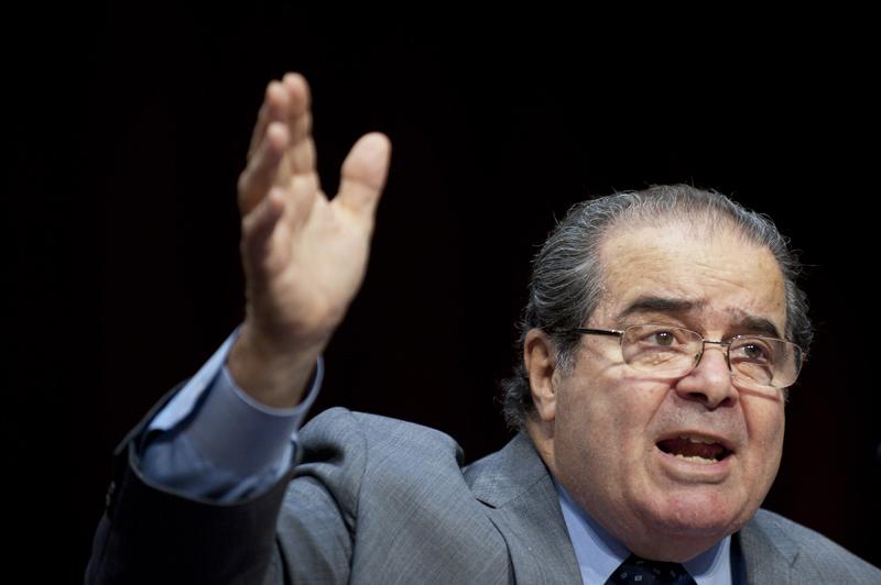 Antonin Scalia 1936-2016 U.S. Supreme Court Justice