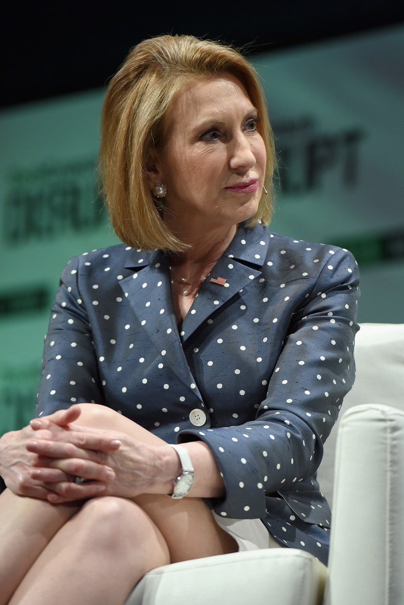 How Old Is Carly Fiorina