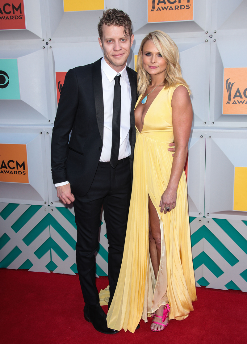 Is miranda lambert dating now
