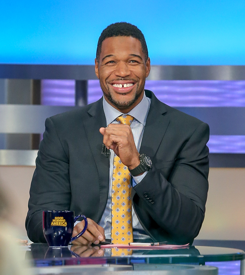 kelly ripa michael strahan the backstage blowout. Black Bedroom Furniture Sets. Home Design Ideas