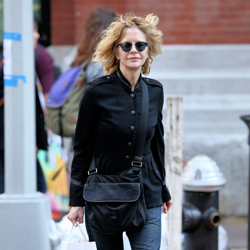 Meg Ryan Gives Up Dating — But Not Plastic Surgery | National ...