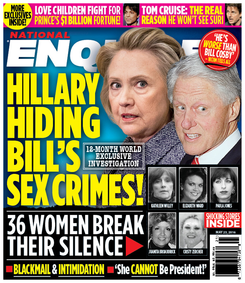 A photo of Bill Clinton with a mistress or even a - Metro