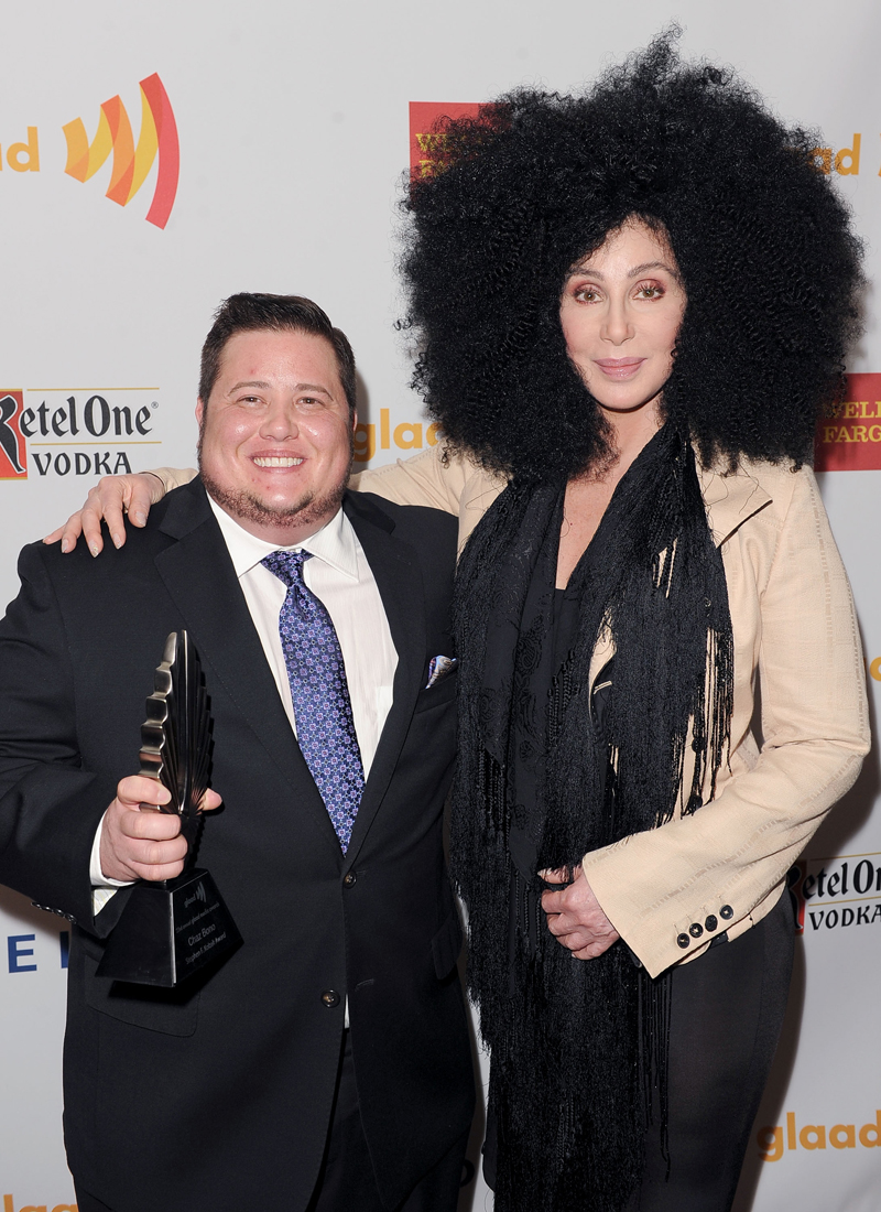 chaz bono and cher relationship