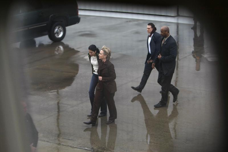 Hillary clinton lesbian bisexual affair