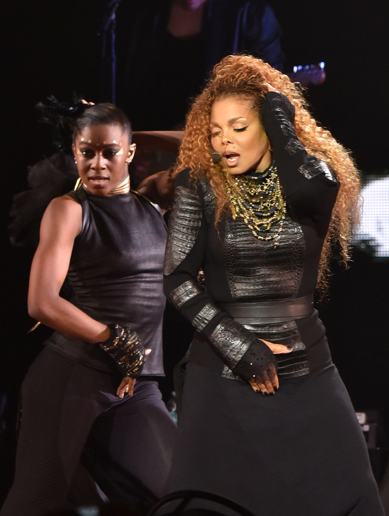 Janet Jackson Welcomes 1st Baby at 50 - ABC News