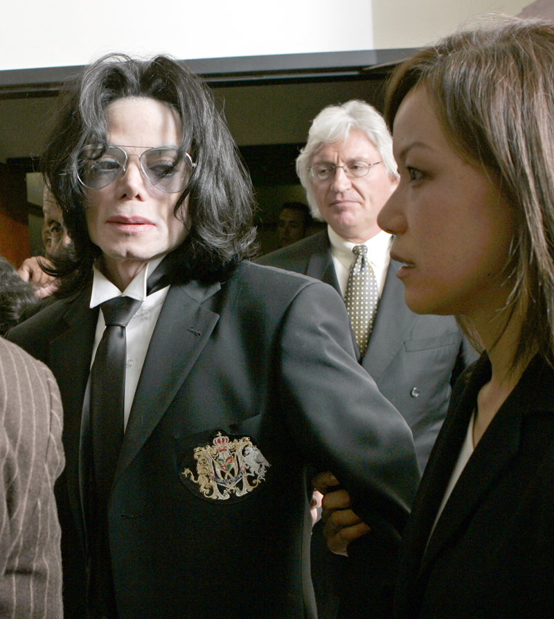 Whay did Michael Jackson commit suicide?