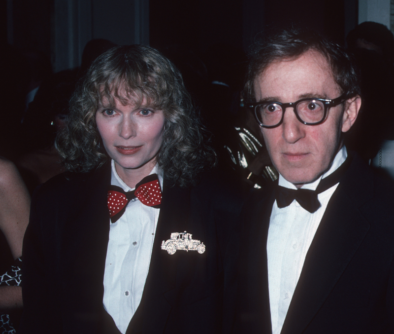 Woody Allen's Son Blas...