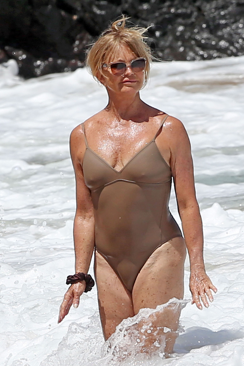 Goldie hawn saver screen sexy