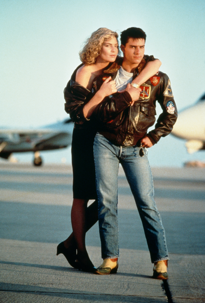 'Top Gun' Star Kelly M...