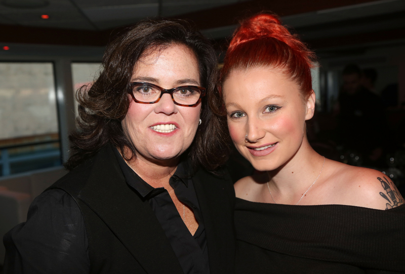Rosie O'Donnell Back With Daughter After Vicious Feud ...