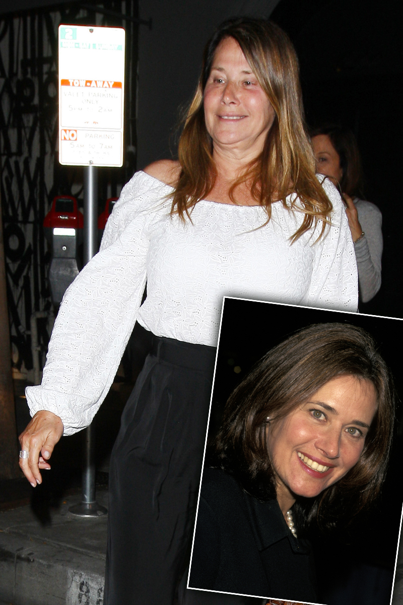 Lorraine Bracco — 'Sopranos' Star's Shocking New Look ...