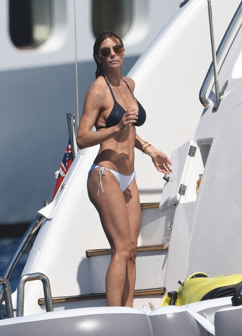 Sylvester Stallone's Hot Wife Strips Down For His 70th ...