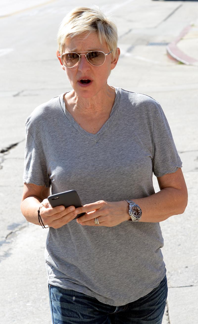Ellen degeneres hypocritical host 39 s top 10 scandals for How is ellen degeneres