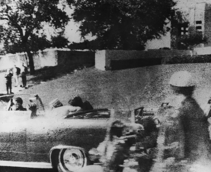 the killing of john f kennedy as a conspiracy For decades, the existence of secret government files linked to jfk's  assassination has helped fuel conspiracy theories that others besides.