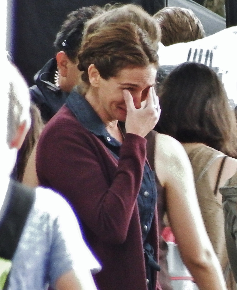 Julia Roberts Tearful Meltdown On Movie Set National