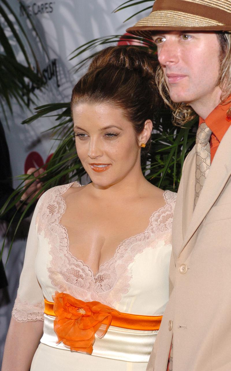 Lisa Marie Presley Sick Secrets Drove Her To Rehab