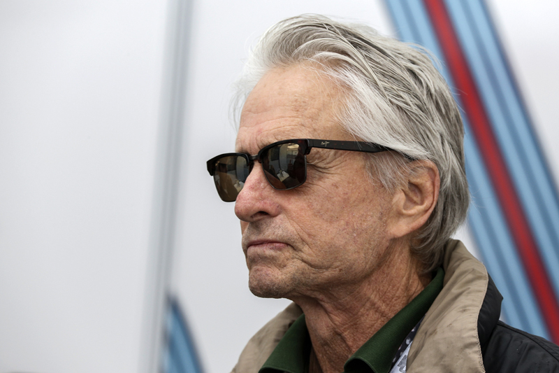 michael douglas 39 son out of prison to be with dying dad national enquirer. Black Bedroom Furniture Sets. Home Design Ideas