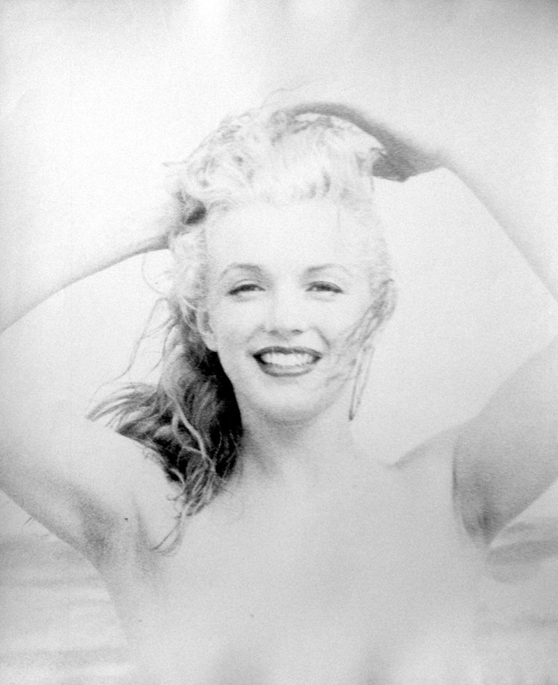 marilyn monroe lost photos from her shocking early years