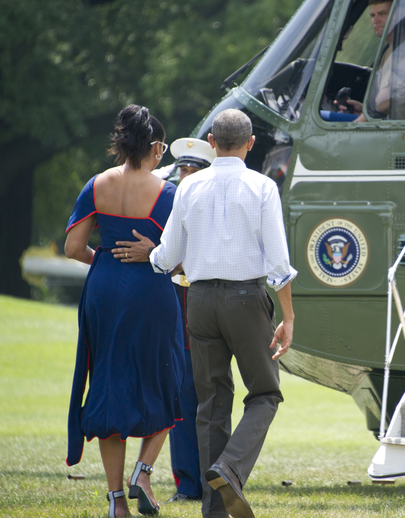 Michelle Obama: First Lady's 'Diet Or Divorce' Crisis ...