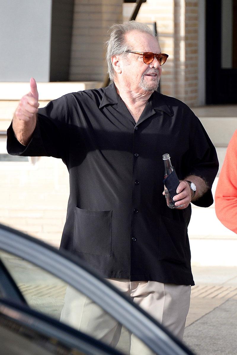 Jack Nicholson — 'Di...