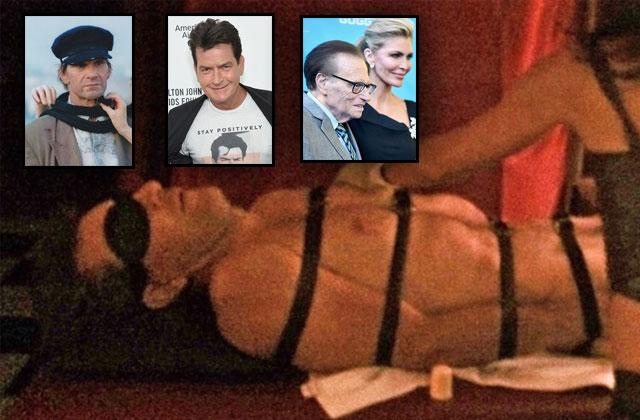 Celebrity Pictures - News - Celebrity Scandals