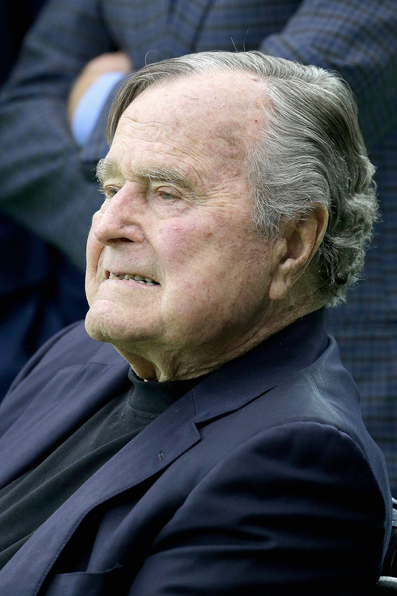 George H.W. Bush — Inside Dying President's Final Days!