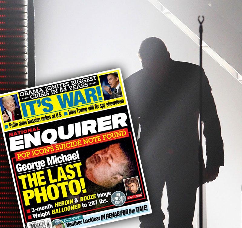 Tabloid TOC — National Examiner, December 3
