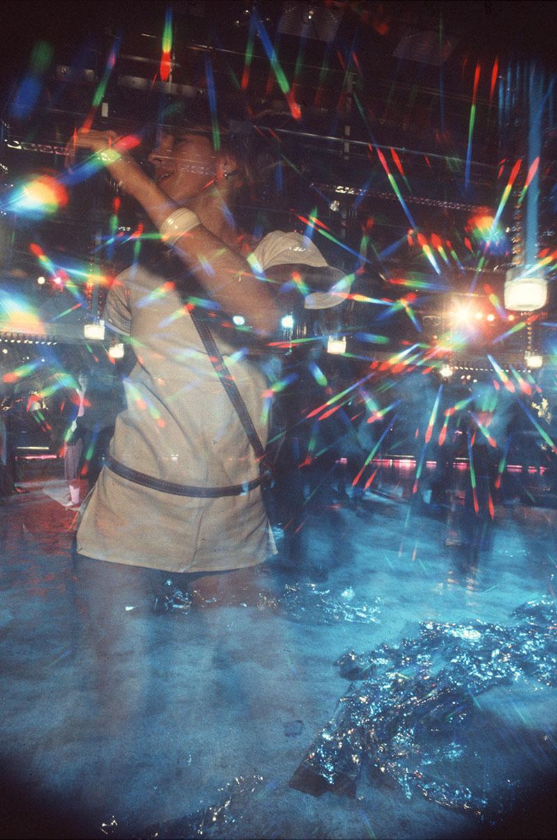 Crashing the club dancing bear style - 3 2