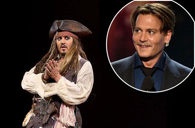 Johnny Depp: Movie Sta...