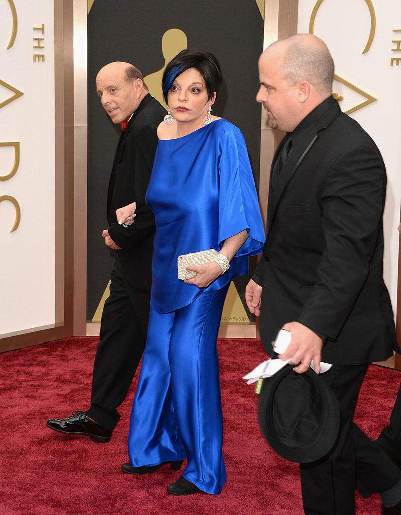 Liza Minnelli Furious Over Abusive Stepdad's Book On Judy ...