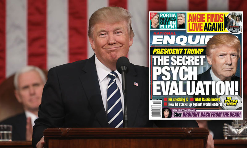 personality analysis of donald trump Love him or hate him, donald trump is a successful businessman with strong leadership skills.