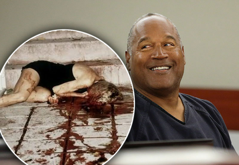 Oj simpson travesty of justice