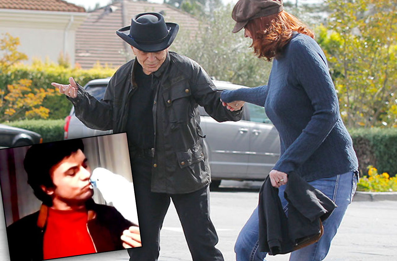 Robert Blake: Celebrity Murder Suspect High-Steps Out With ...