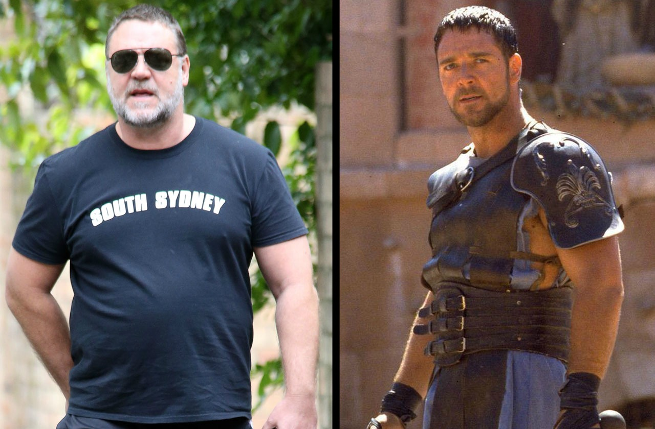 Russell Crowe: 'Gladia...