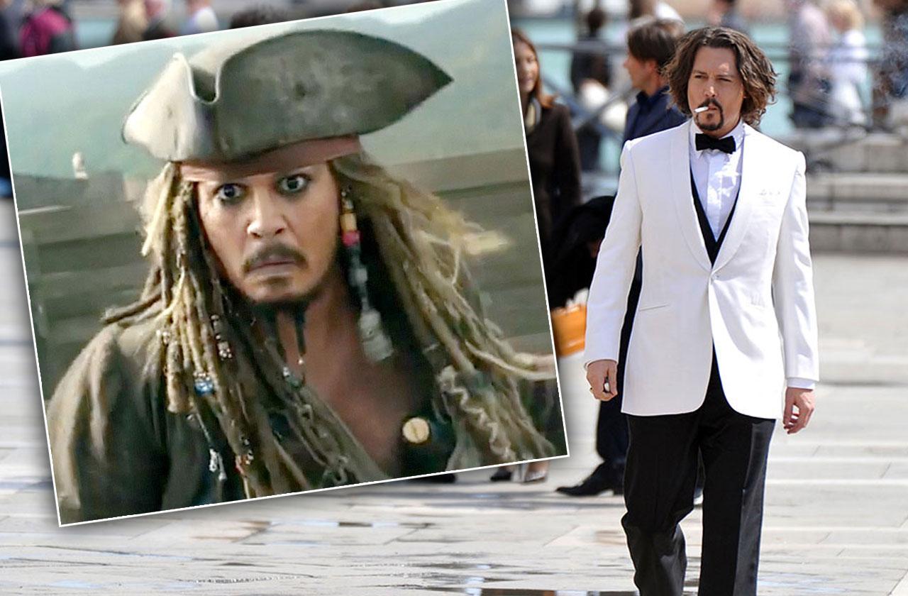 Johnny Depp: Broke Sta...