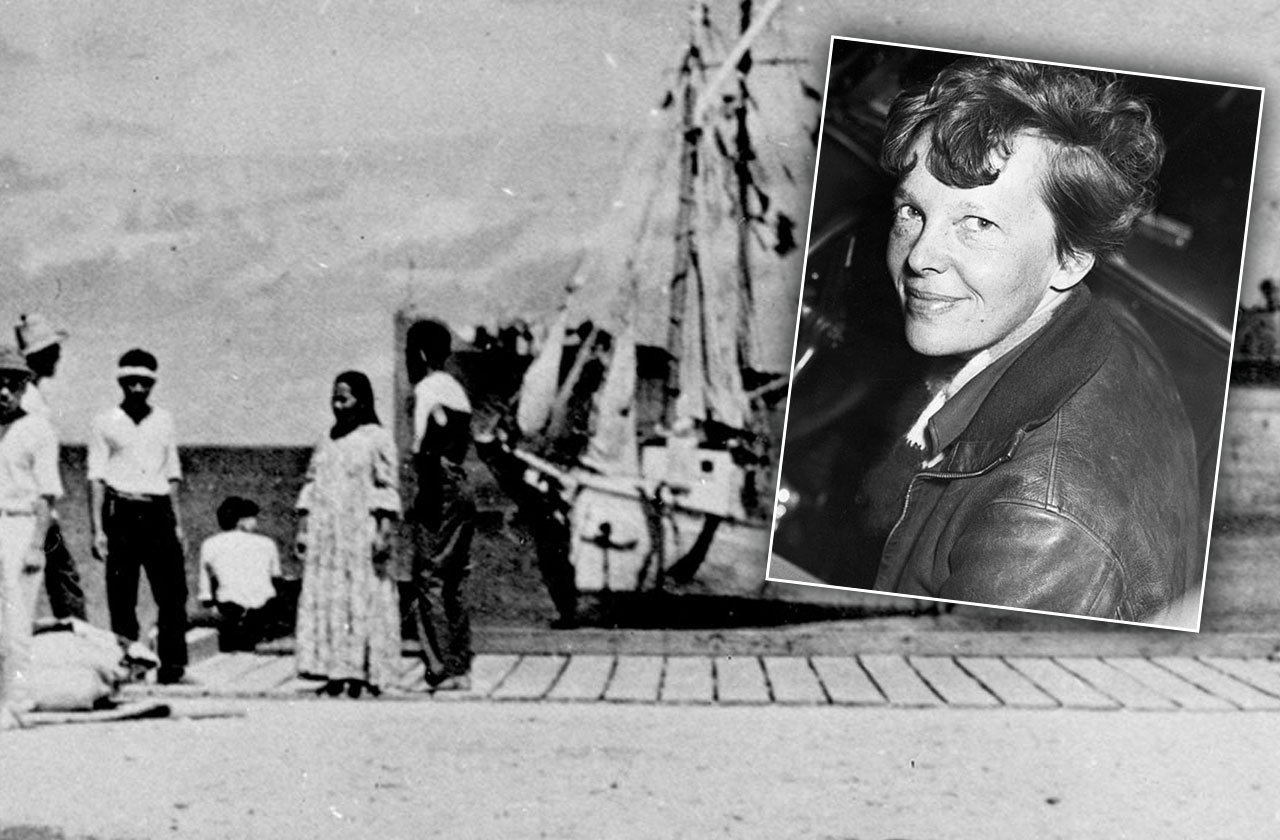 the mystery of the disappearance of the holokams today Skeleton may help solve amelia earhart mystery author the mystery surrounding the disappearance of amelia earhart the history behind today's.