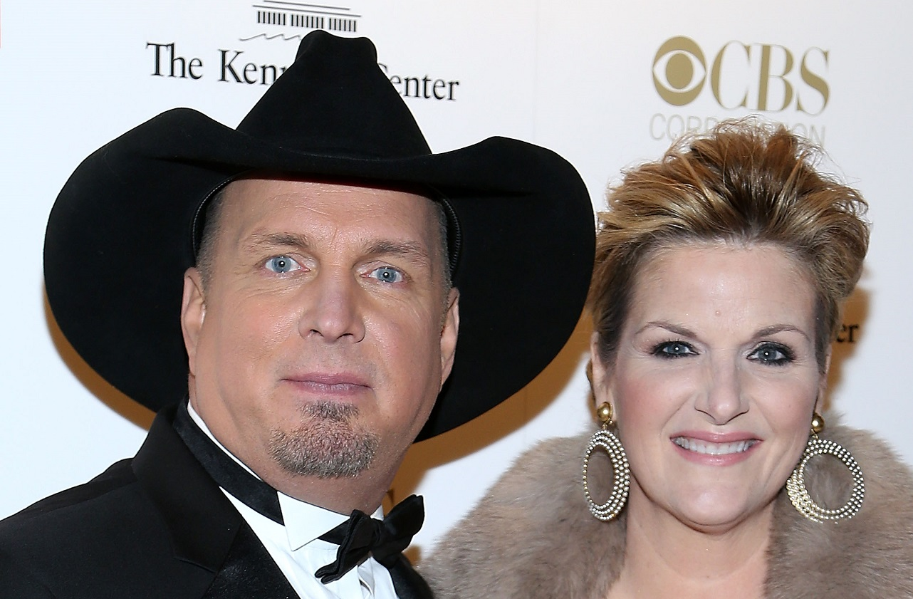 Trisha yearwood how i keep garth brooks happy for Is garth brooks and trisha yearwood still married