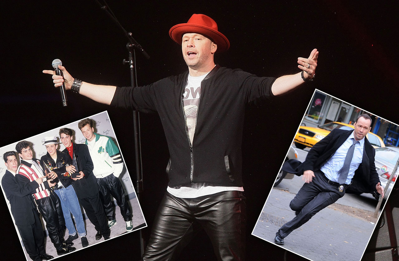 Donnie Wahlberg: 10 Secrets Of The 'Blue Bloods' Star